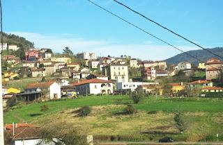 San Román de Candamo, vista general