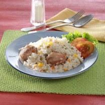 Resep Nasi Gurih Ayam