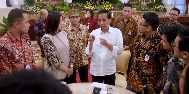 Jokowi ke petugas pajak: Jangan coba main-main dengan tax amnesty!