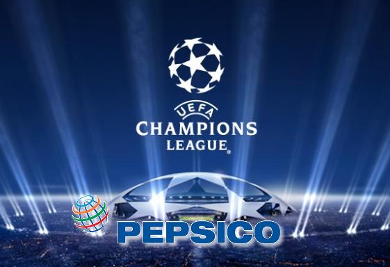 Pepsi asesta otro golpe a Coca Cola con la Champions