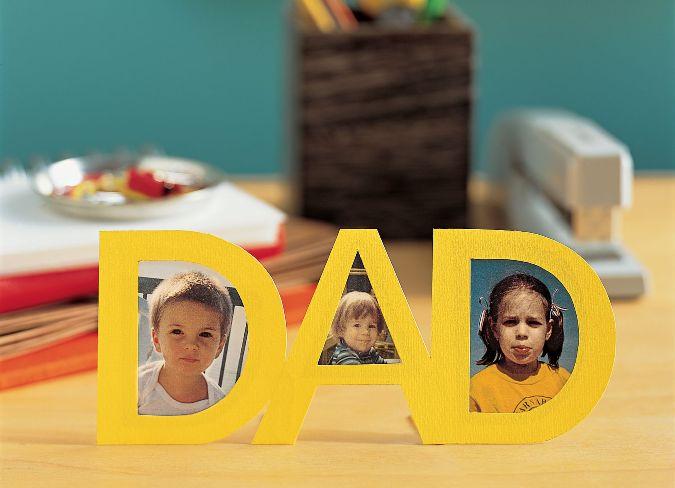 Manualidades fáciles para regalar a papá