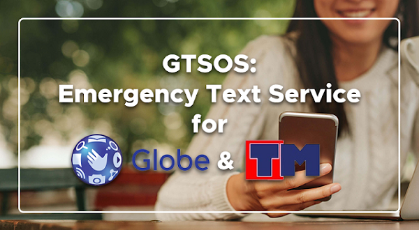 Emergency Text and Load Service for Globe and TM