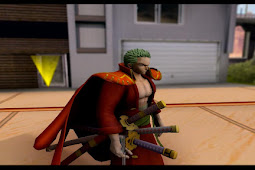 Roronoa Zoro (OP Pirate Warrior 3) GTA San Andreas