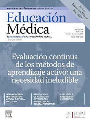 Revista Educación Médica: era justo y necesario