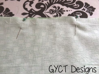 Free Pencil & Coin Pouch Tutorial by GYCT