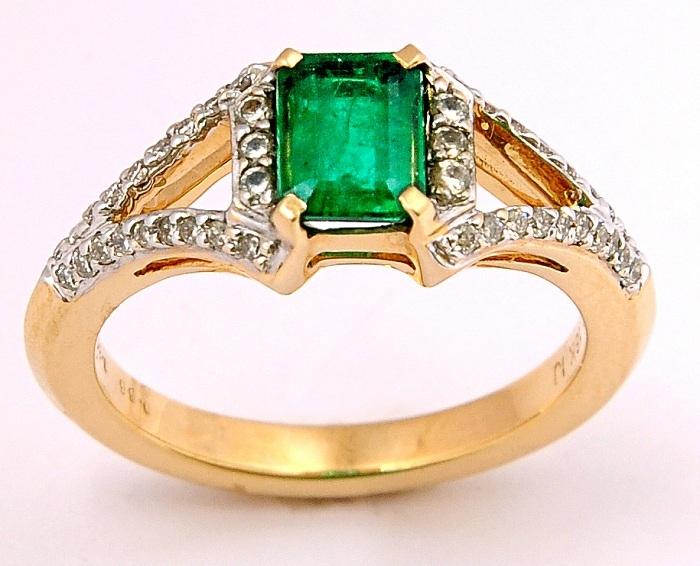 Fashion Of Life Style Gemstone Rings