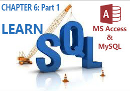 step by step guide to learning sql in access and mysql databases
