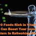 Using This Top 10 Foods Rich in Vitamin C You Can Boost Your Immune System In Refreshing Way!