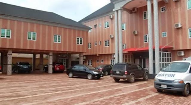 Hotel Geneza, Abakaliki, Ebonyi State, Nigeria.