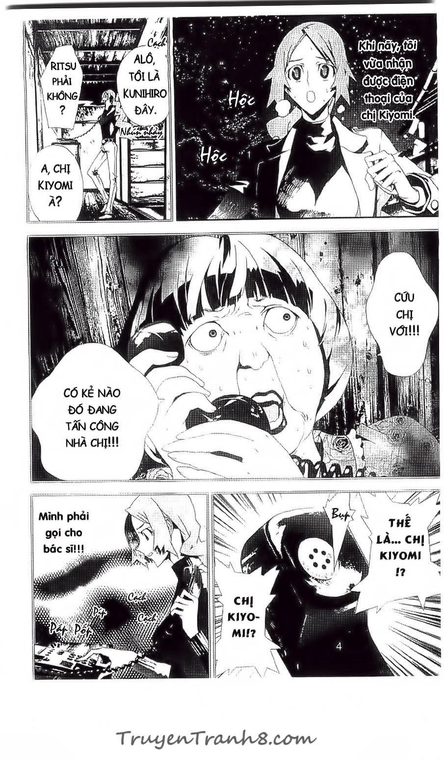 Shiki chapter 27 trang 4