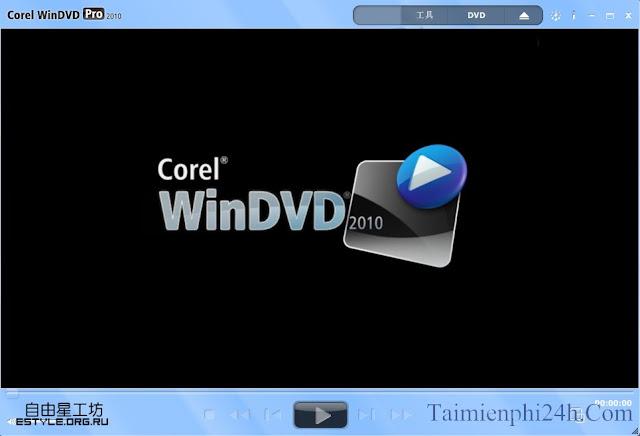 Kết quả hình ảnh cho Corel WinDVD Plus