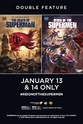 'The Death of Superman' / 'Reign of the Supermen' Double Feature