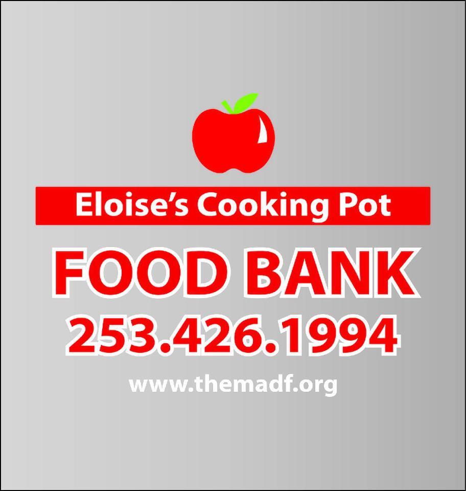 Aug 12 Tacoma Wa Eloise S Cooking Pot Food Bank Needs