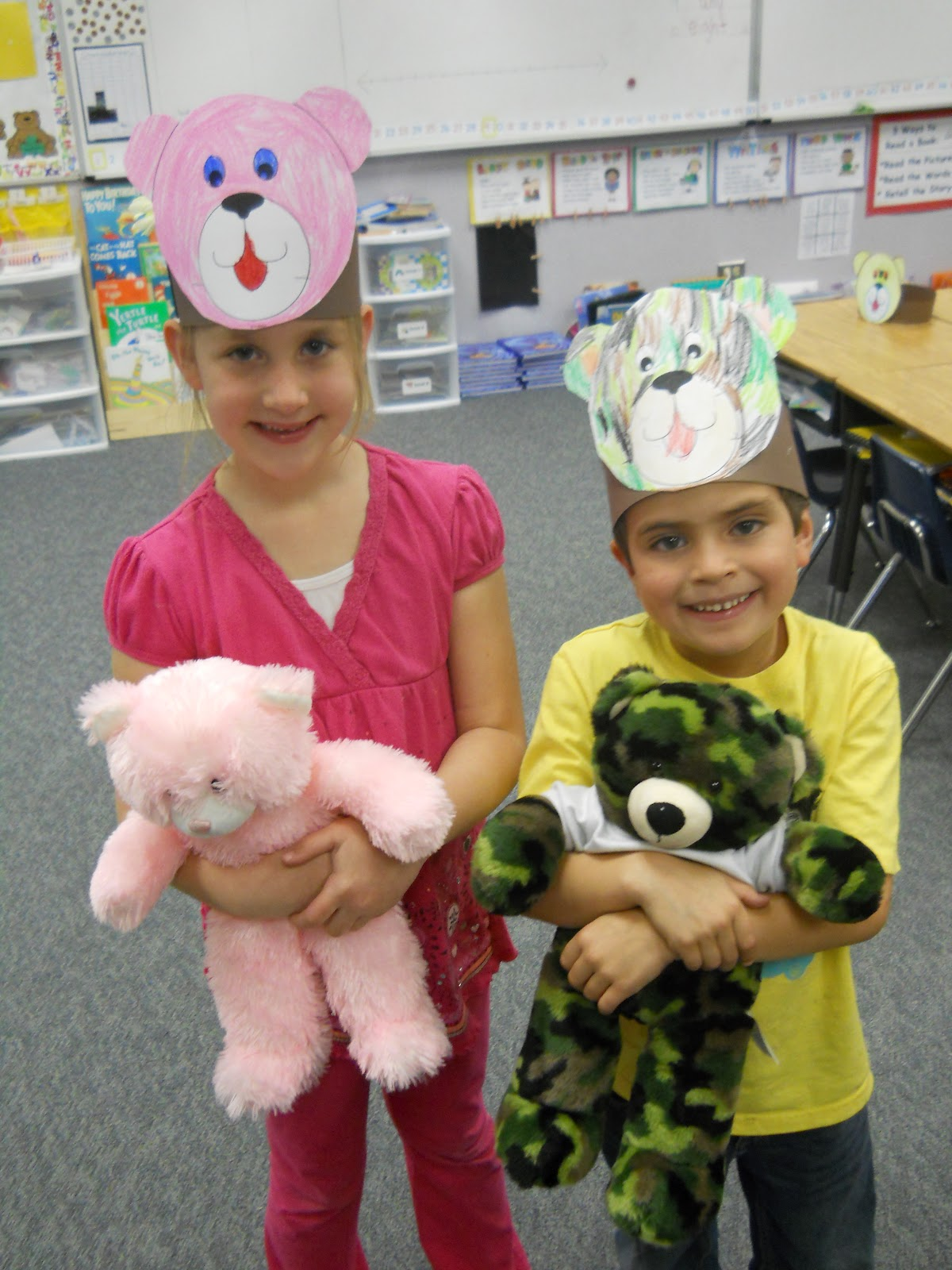 Mrs T S First Grade Class Teddy Bear Picnic And Much More