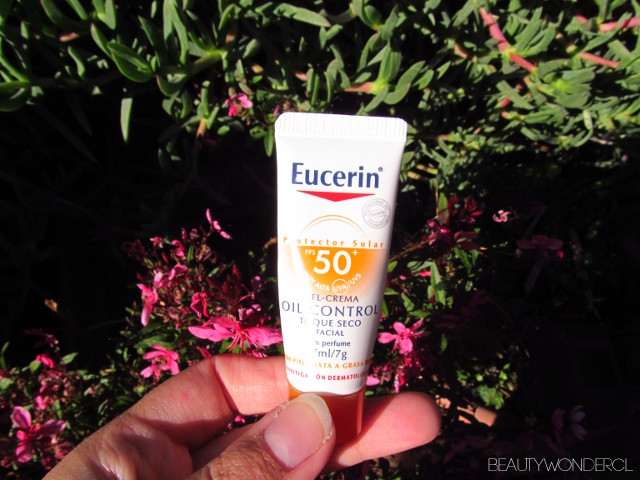 bloqueador eucerin review chile
