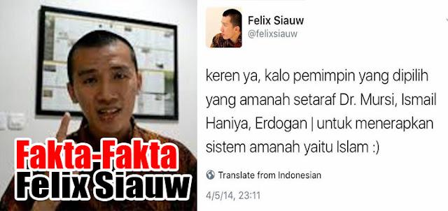 Fakta-fakta Seputar Felix Siauw