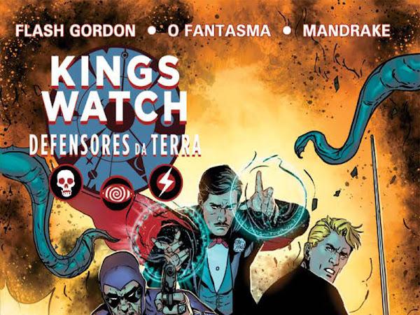 Lançamentos de maio: Mythos (Dynamite Entertainment, Dark Horse Comics e Bonelli Comics)