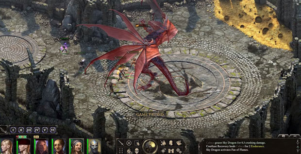 Pillars of Eternity Heading To PS4 and Xbox One