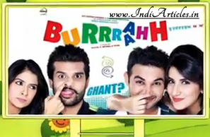 Video: First Day Promotion - Burrraahh - Upcoming Punjabi Movie