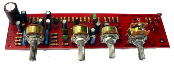 kit Tone control