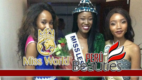 Miss World Lesotho 2018