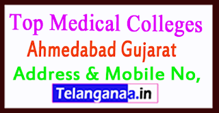 Medical Colleges in Ahmedabad Gujarat