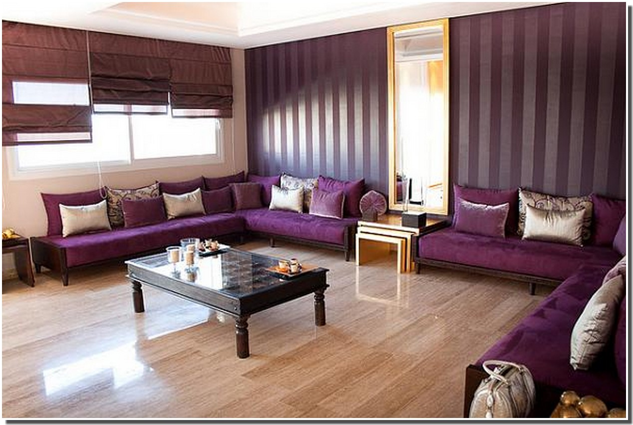 Nassima Home: Salon arabe décoration traditionnelle et moderne