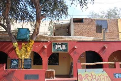 The Pub Huacachina