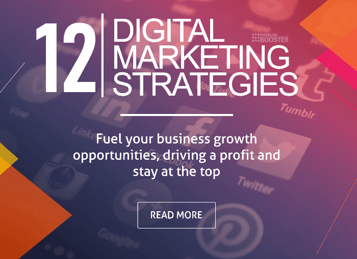 Digital Marketing Strategies That Can Help Your Business