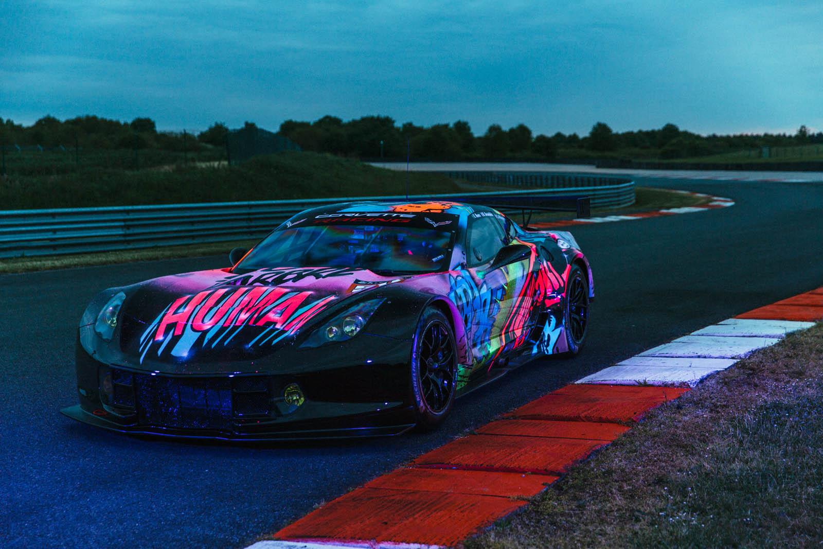 Lemans Glow In The Dark Corvette C8 Corvette Forum