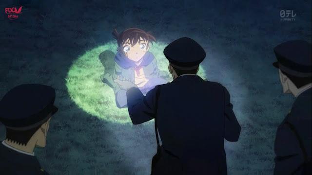 'Conan Special Episode One : Ngày thám tử bị teo nhỏ