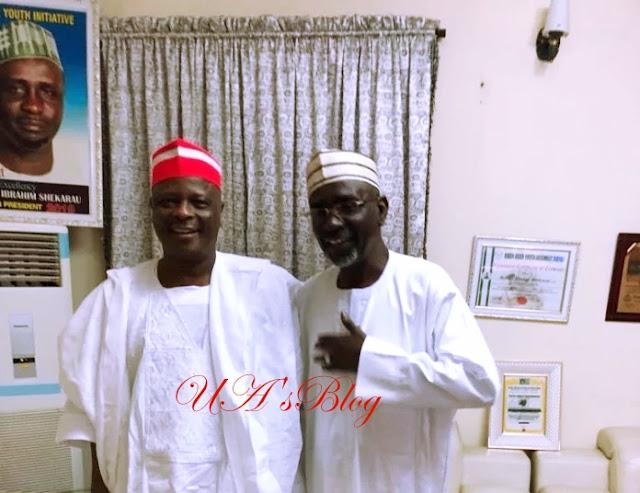 APC vs PDP: Kwankwaso, Shekarau meet in Abuja over Kano, general polls