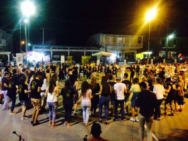 Με μια όμορφη Ποντιακή βραδιά έκλεισε η χορευτική περίοδος για την Εύξεινο Λέσχη Χαρίεσσας