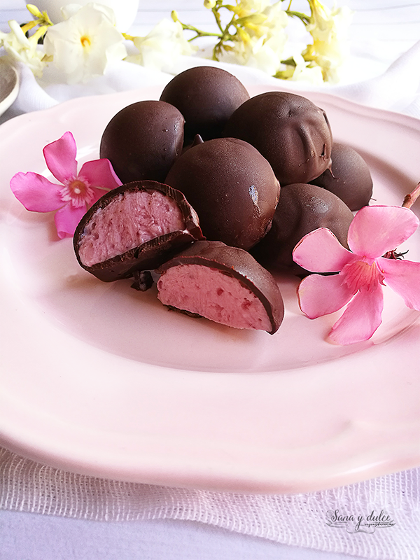 bombones-chocolate-helado-frambuesa