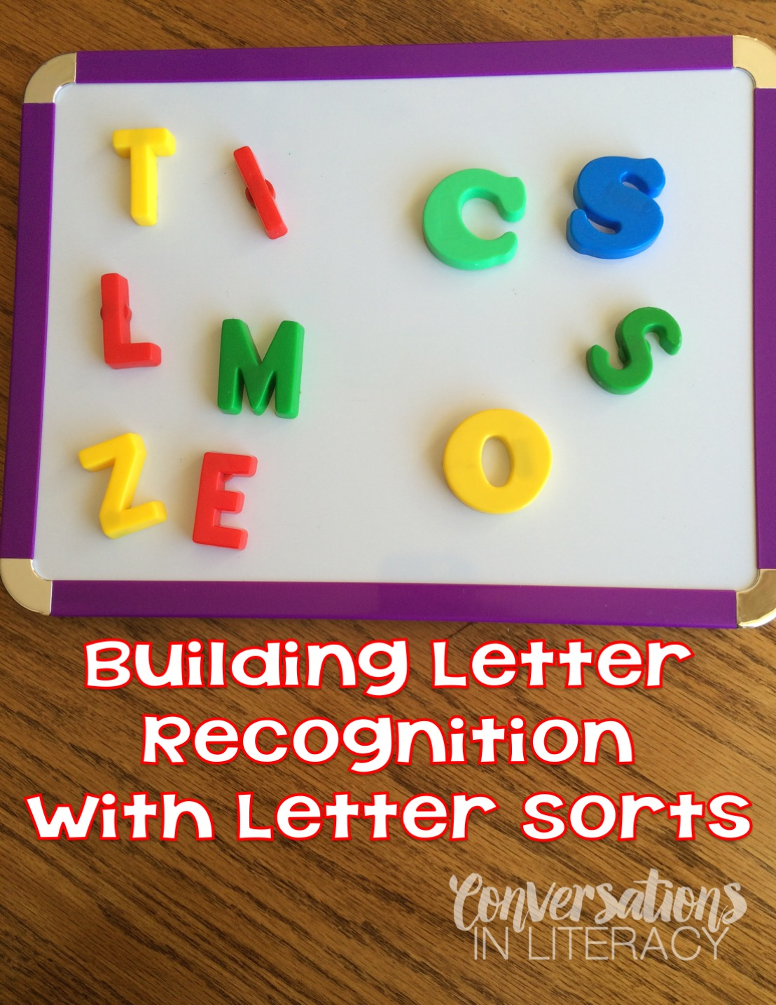 Conversations In Literacy Tips To Build Quick Letter Fluency