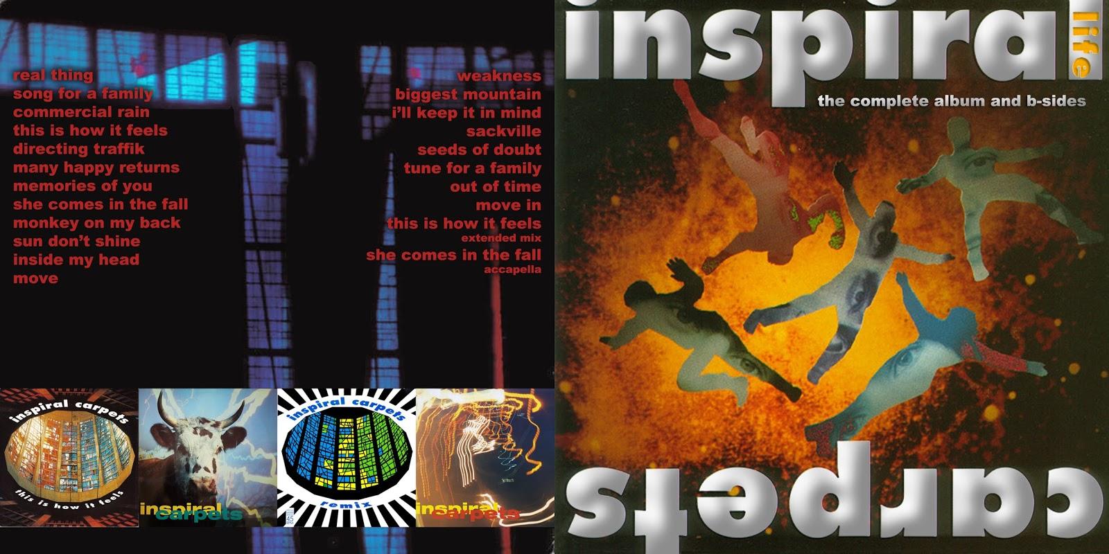 Inspiral Carpets - Life - 1990