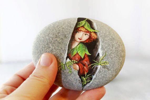 Gifs y fondos paz enla tormenta 03 10 16 for Pintura de piedras