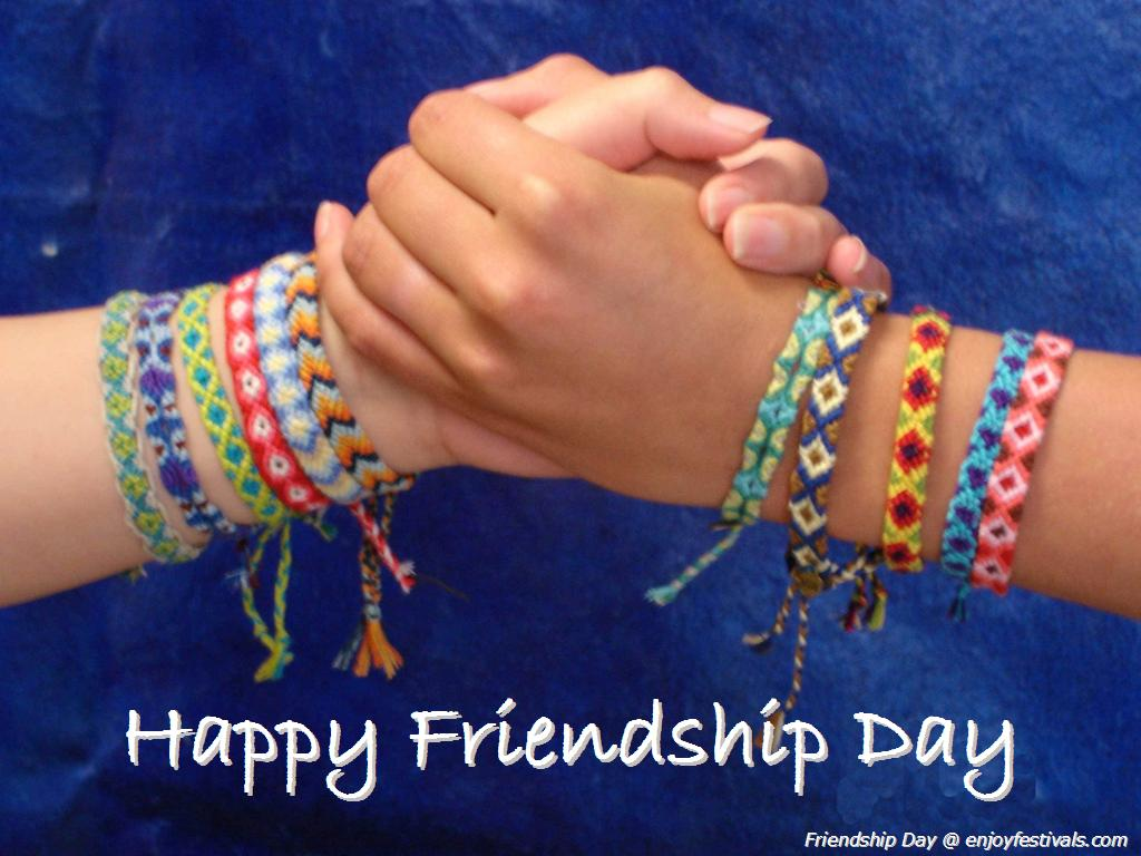 Wallpaper of friendship bands