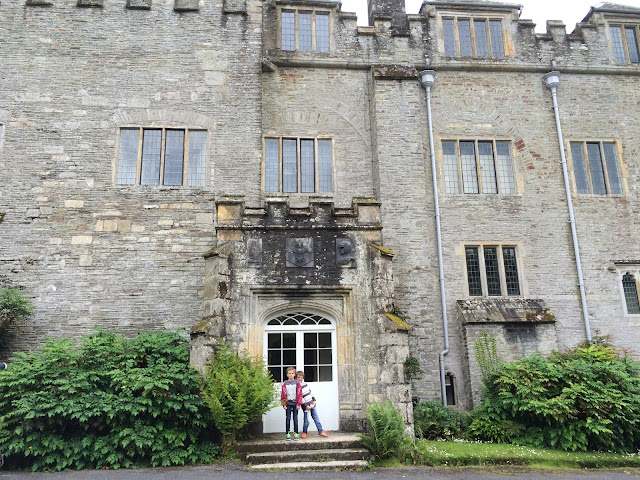 Boys Day Out at Buckland Abbey