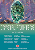 Conciertos Crystal Fighters en España