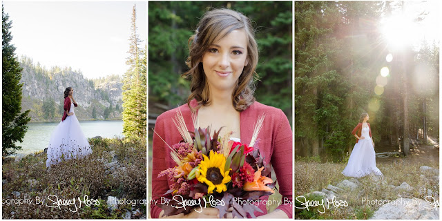 Fall Bridal Session | Utah Wedding Photographer
