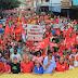 Más de 3 mil personas concentradas en Guarenas apoyan declaraciones de Maduro en la ONU