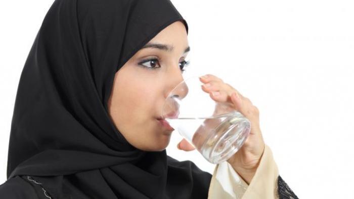 mencegah dehidrasi