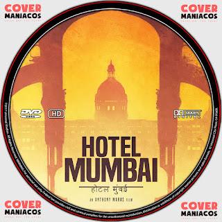 HOTEL MUNBAI 2019 [COVER DVD]GALLETA LABEL