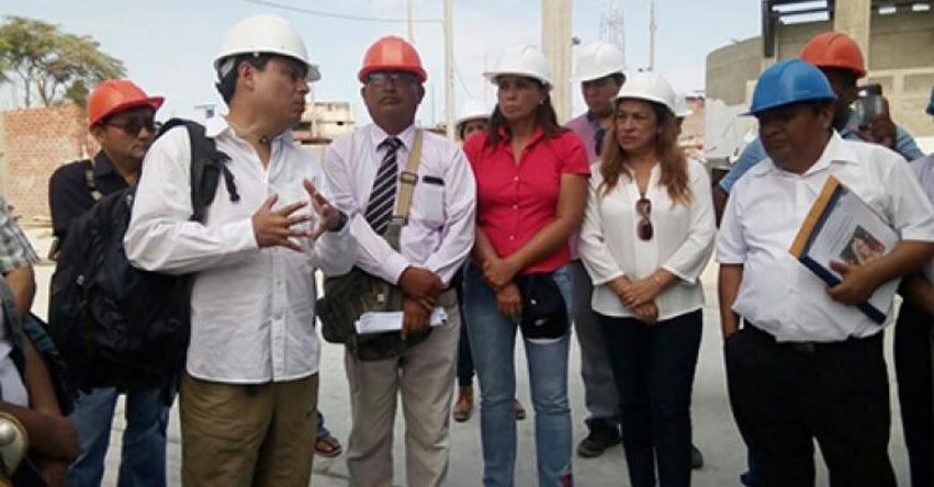 MINEDU: Alumnas del colegio Fátima de Piura reanudarán sus clases en nuevo local a partir del 7 de Mayo - www.minedu.gob.pe
