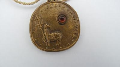 Medaille van het 37e Eucharistische Wereldcongres