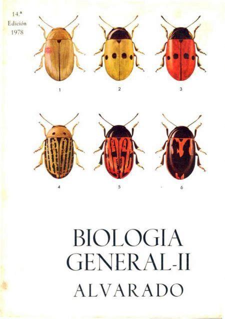 Biología general, Tomo II – S. Alvarado