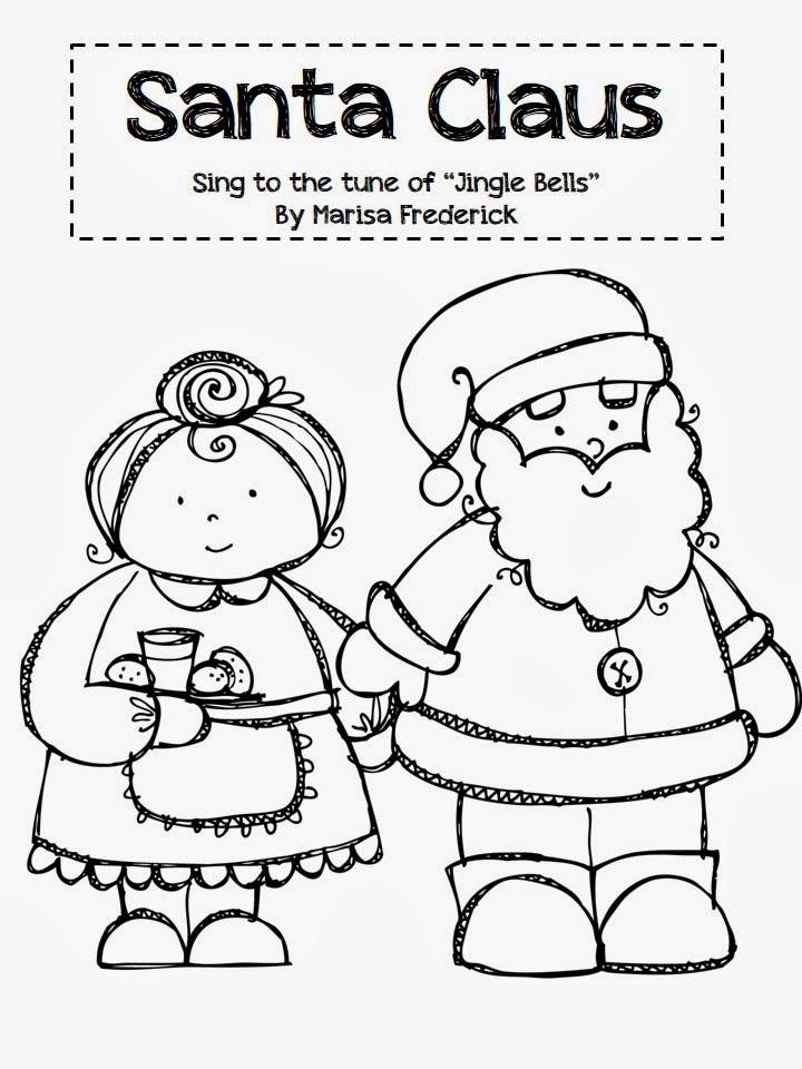 Mrs. Frederick's Kindergarten: Christmas