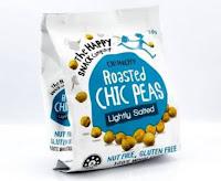 an innovative legume based snack