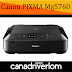 Canon PIXMA MG5760 Driver Download - For Mac,Windows And Linux